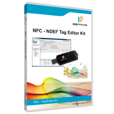 NFC - NDEF Tag Editor